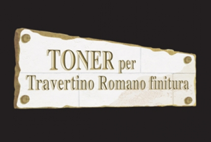 Toner Per Travertino Romano Finitura